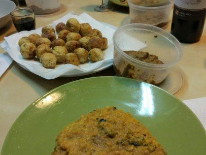 Fotos del Taller de cocina de Proteínas Vegetales